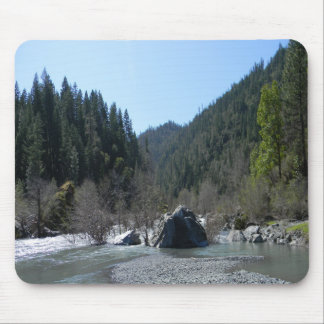 Gorgeous day in Trinity County, California... Mouse Pad
