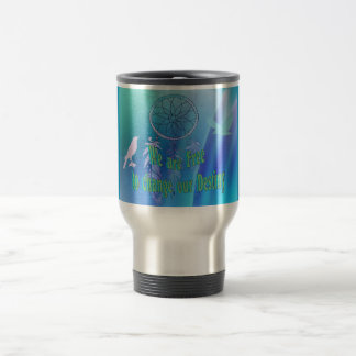 Gorgeous Destiny Travel Mug