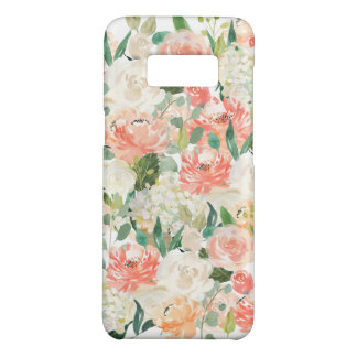 Gorgeous Feminine Watercolor Floral Pattern Case-Mate Samsung Galaxy S8 Case