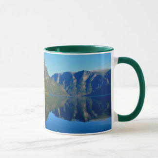 Gorgeous fjords, Norway Mug