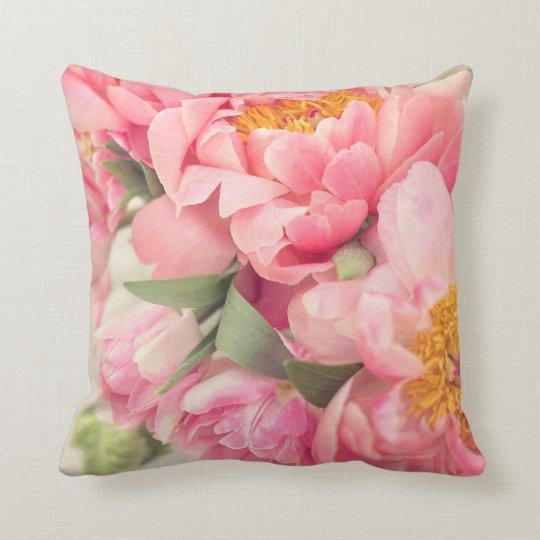 Gorgeous flower cushion