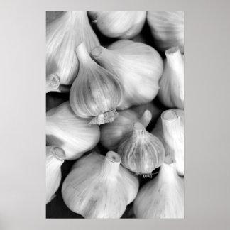Gorgeous garlic poster
