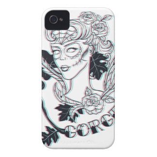 Gorgeous girl iPhone 4 covers
