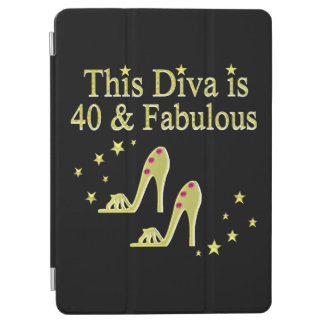 GORGEOUS GOLD 40 AND FABULOUS DESIGN iPad AIR COVER