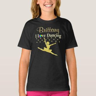 GORGEOUS GOLD PRIMA BALLERINA T-Shirt