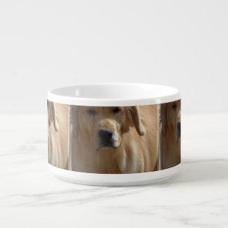Gorgeous Golden Retriever Bowl