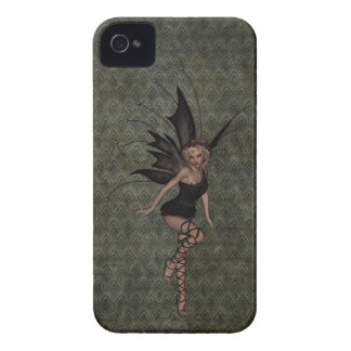 Gorgeous Gothic Fairy BlackBerry Bold iPhone 4 Cases