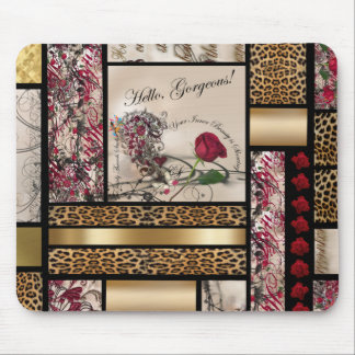 Gorgeous Inner Beauty Mouse Pad