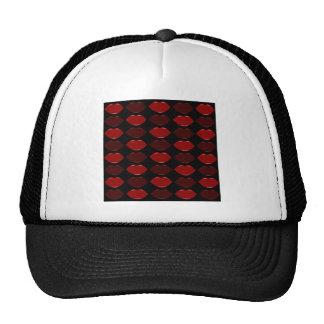 GORGEOUS LIPS TRUCKER HAT