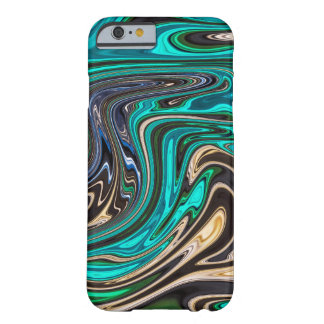 Gorgeous Marble Style - Paradise Barely There iPhone 6 Case
