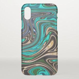Gorgeous Marble Style - Paradise iPhone X Case