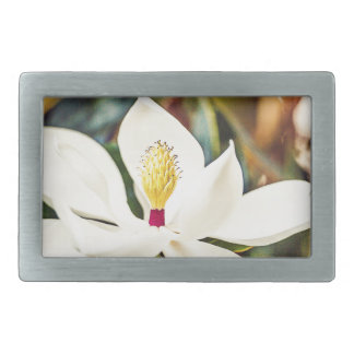 Gorgeous Mississippi Magnolia Belt Buckle