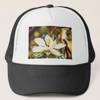Gorgeous Mississippi Magnolia Trucker Hat