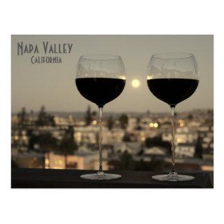 Gorgeous Napa Valley Postcard! Postcard