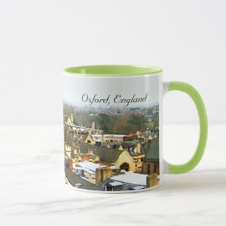 Gorgeous Oxford, England, High Street, The High #2 Mug