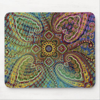 Gorgeous Paisley Mouse Pad