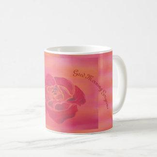 Gorgeous Rose Mug