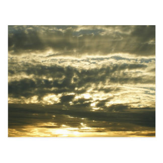 Gorgeous Sky Postcard