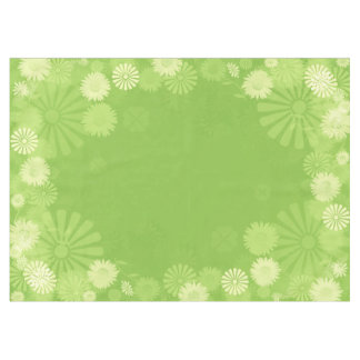 Gorgeous Spring Flowers Tablecloth