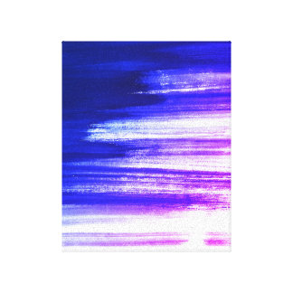 Gorgeous Streaked Abstract  Watercolor Wall Art