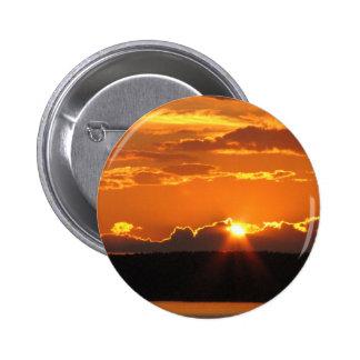 Gorgeous Sunset 2 Inch Round Button