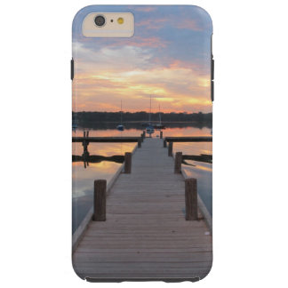 Gorgeous Sunset over the Lake Tough iPhone 6 Plus Case