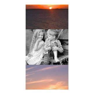 Gorgeous Sunset | Turks and Caicos Photo Picture Card