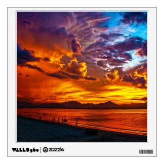Gorgeous Sunsets Wall Decal