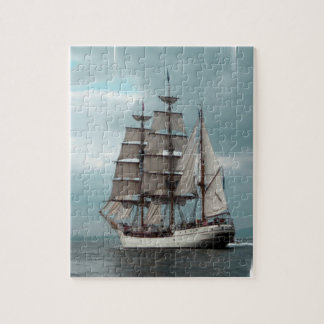 Gorgeous Tall Ship Jigsaw Puzzle