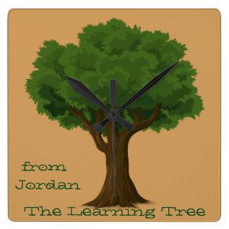 Gorgeous Tree Design Wall Clock