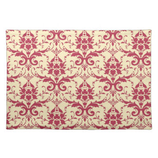Gorgeous Vintage Abstract Place Mat