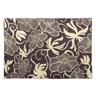 Gorgeous Vintage Floral  (10) Place Mat