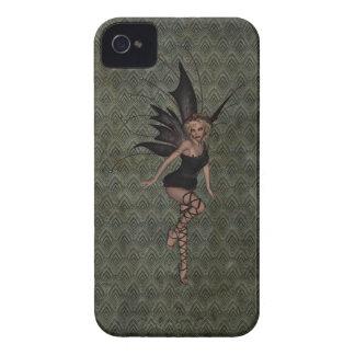 Gorgeous Vintage Gothic Fairy iPhone 4 Case