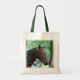 Gorgeous Warmblood Horse Small Tote Bag