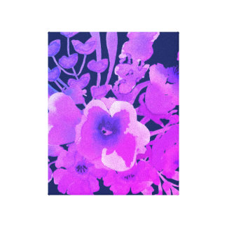 Gorgeous  Watercolor Floral  Wall Art