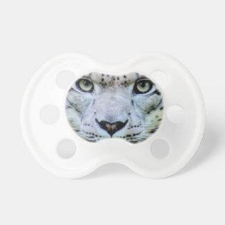 Gorgeous White Tiger Pacifier