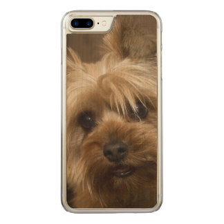 Gorgeous Yorkshire Terrier Carved iPhone 8 Plus/7 Plus Case
