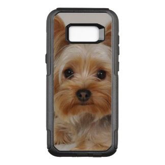 Gorgeous Yorkshire Terrier OtterBox Commuter Samsung Galaxy S8+ Case