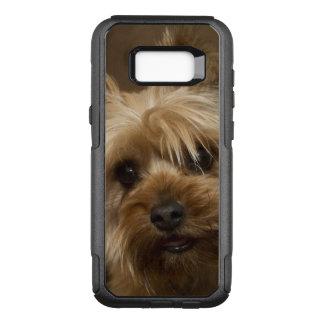 Gorgeous Yorkshire Terrier OtterBox Commuter Samsung Galaxy S8+ Case