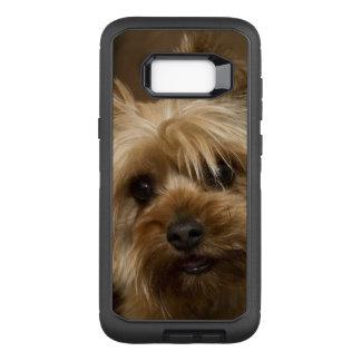 Gorgeous Yorkshire Terrier OtterBox Defender Samsung Galaxy S8+ Case