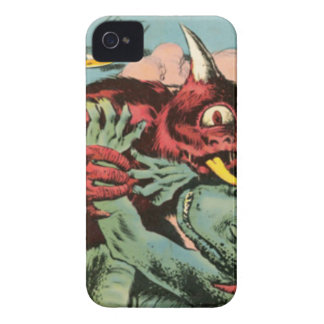Gorgo and Cyclops Monster Case-Mate iPhone 4 Case