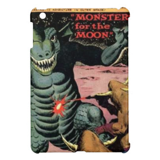 Gorgo on the Moon Case For The iPad Mini