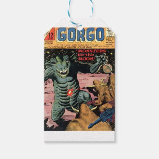 Gorgo on the Moon Gift Tags