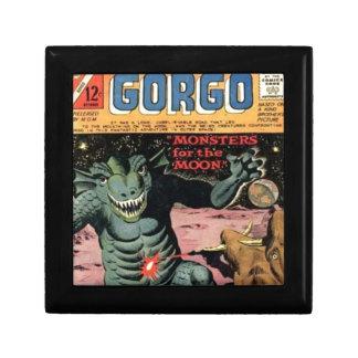Gorgo on the Moon Jewelry Box