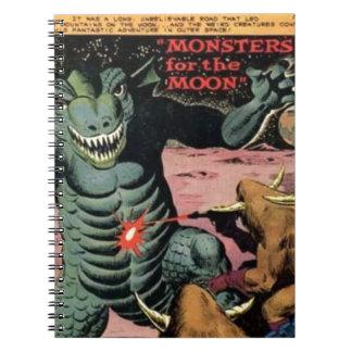Gorgo on the Moon Notebooks