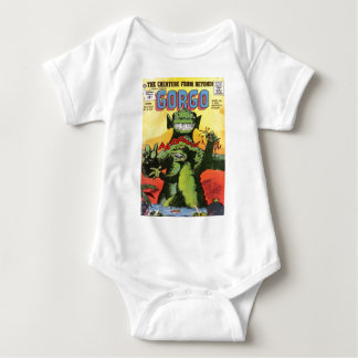 Gorgo the Creature from Beyond Baby Bodysuit