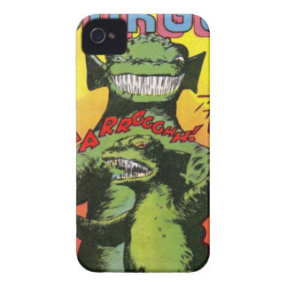 Gorgo the Creature from Beyond Case-Mate iPhone 4 Case