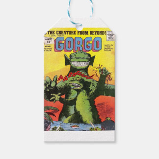 Gorgo the Creature from Beyond Gift Tags