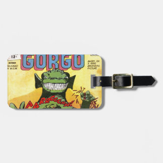 Gorgo the Creature from Beyond Luggage Tag