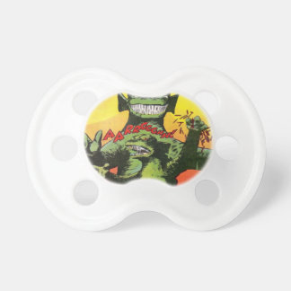 Gorgo the Creature from Beyond Pacifier